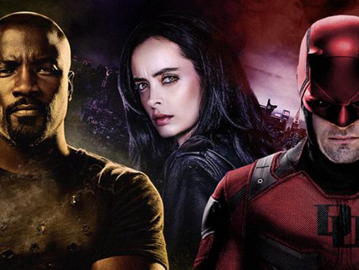 Novas temporadas de Demolidor, Luke Cage e Jessica Jones devem estrear em 2018