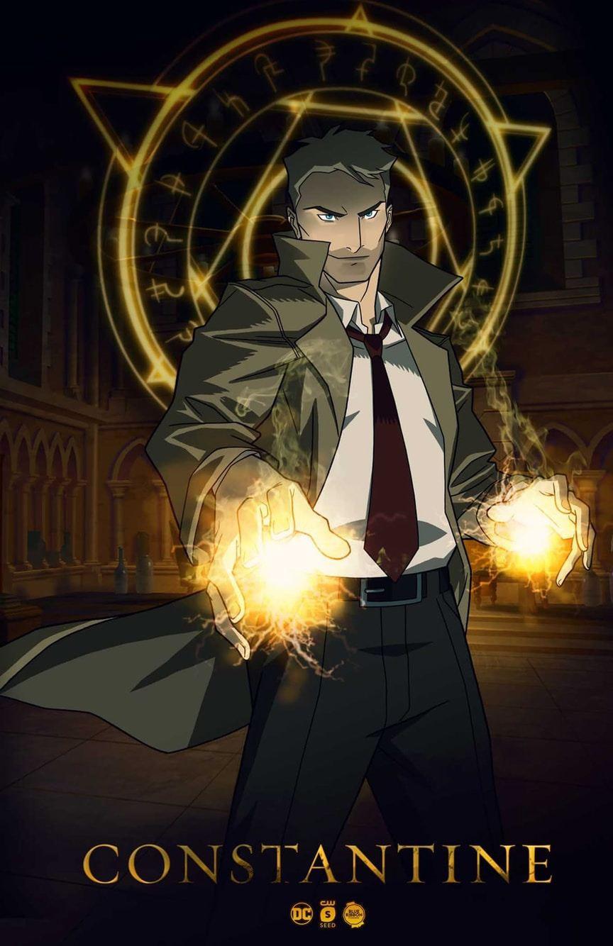 Animação Constantine