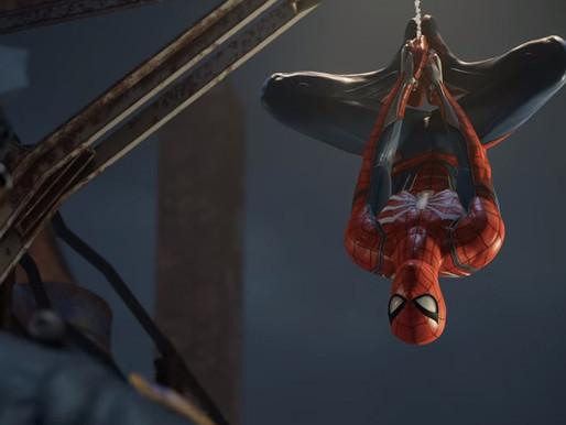 Trailer do game de Spiderman para PS4
