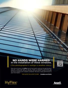 No Harm Done-AnsellHyflex glove