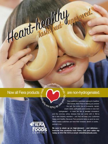 Fiera Foods Heart Healthy Bagels