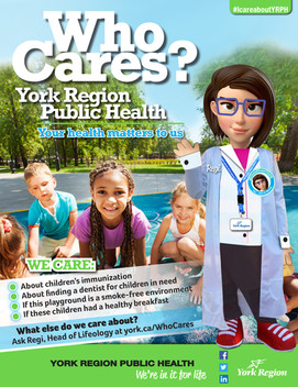 York Region Public Health Community Campaign
