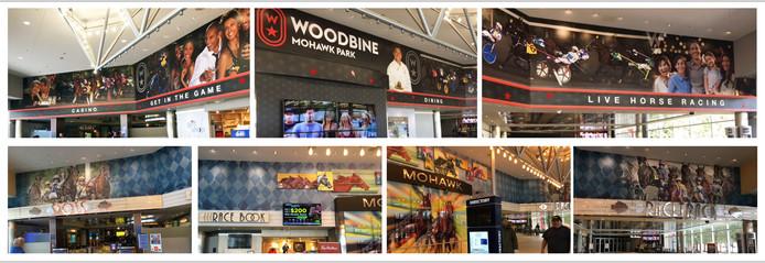 Woodbine Mohawk Interior