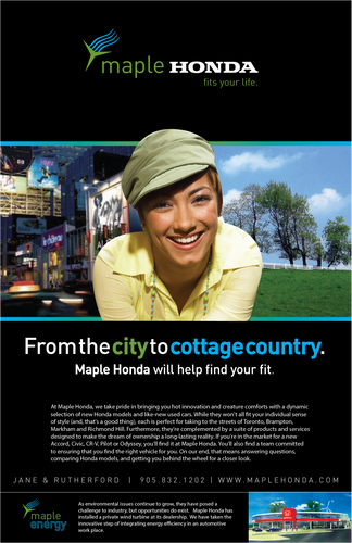 Maple Honda