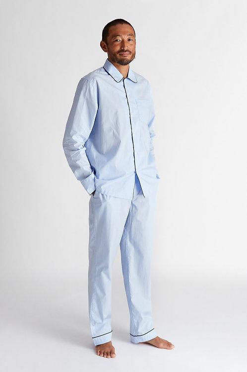 Henry Pyjama Set - Blue