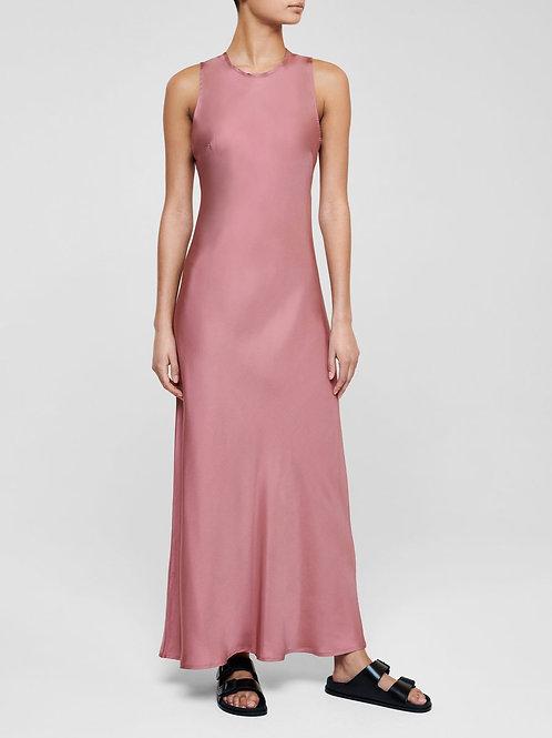 Valencia Dusty Rose Slip Dress