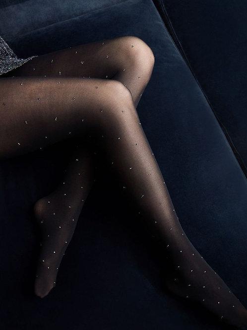 Filippa Sparkle Dot Tights