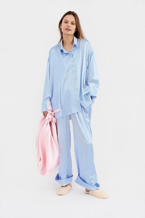 Sleeper Sizeless Pyjamas - Light Blue