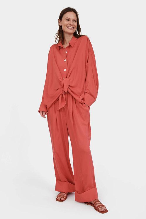 Sleeper Sizeless Pyjamas - Terracotta