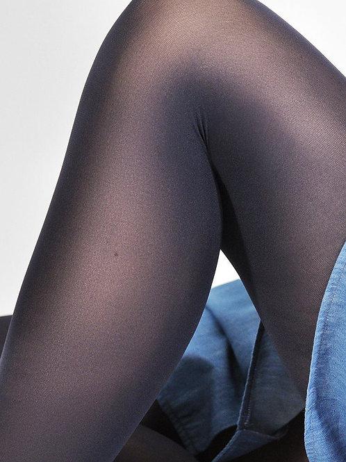 Olivia Navy Stockings