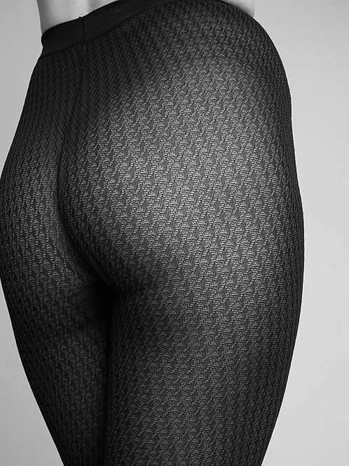 Agnes Houndstooth Stockings