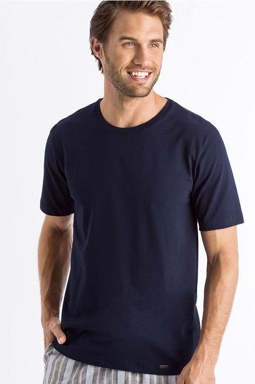 Mens Living T-shirt Deep Navy
