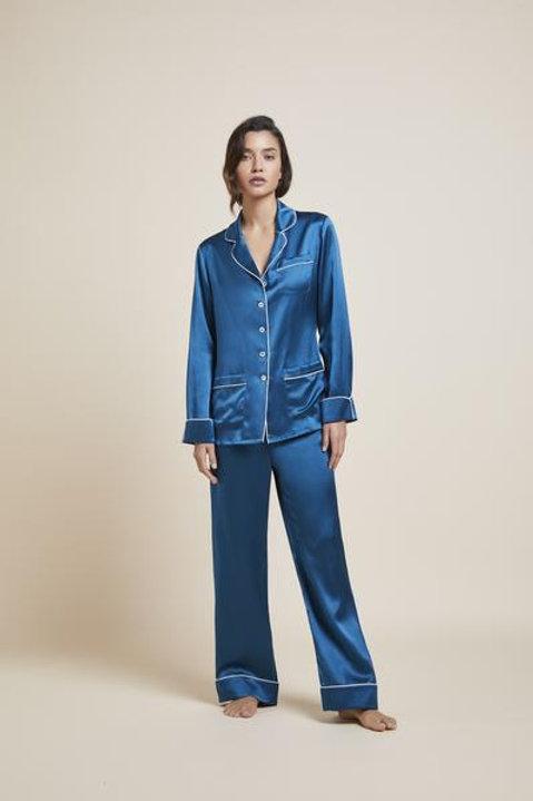 Coco Neptune Silk Pyjama