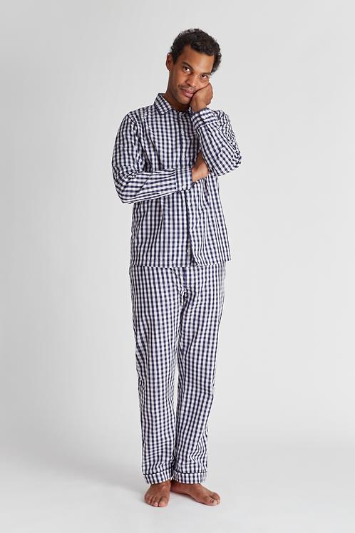 Henry Pyjama Set - Gingham