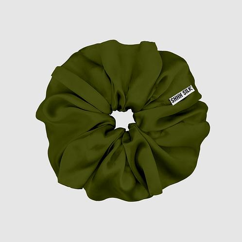 Oversized Silk Scrunchie