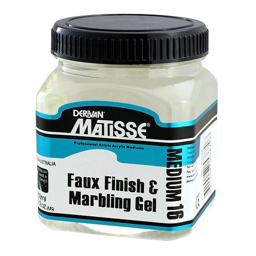 MATISSE MEDIUM MM16 MARBLING GEL