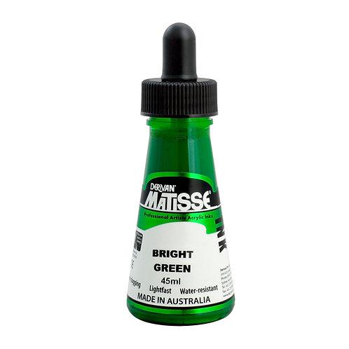 MATISSE INK BRIGHT GREEN