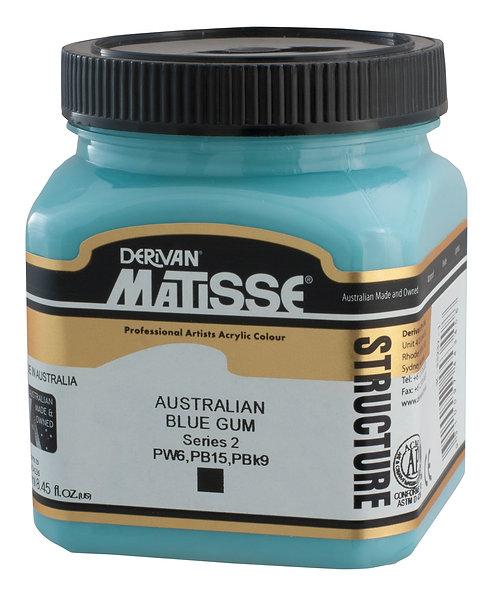 STRUCTURE AUSTRALIAN BLUE GUM