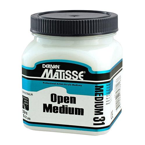 MATISSE MEDIUM MM31 OPEN MEDIUM