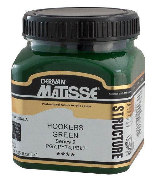 STRUCTURE HOOKERS GREEN
