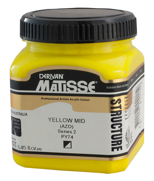 STRUCTURE YELLOW MID AZO