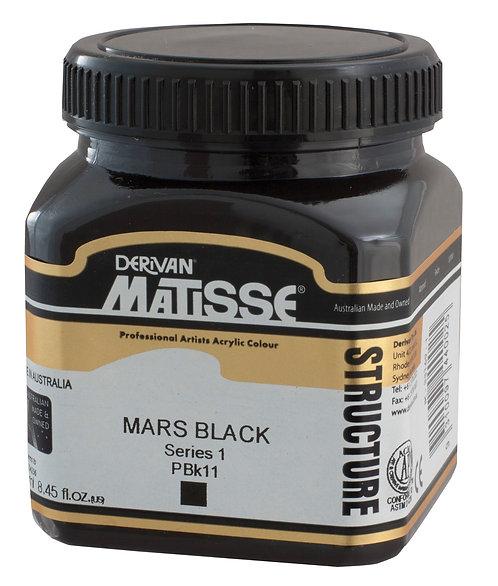 STRUCTURE MARS BLACK
