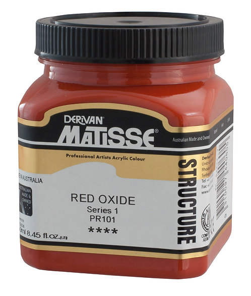 STRUCTURE RED OXIDE
