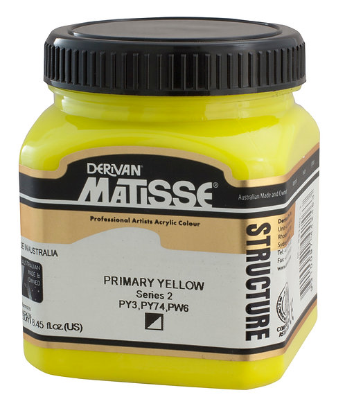 STRUCTURE PRIMARY YELLOW