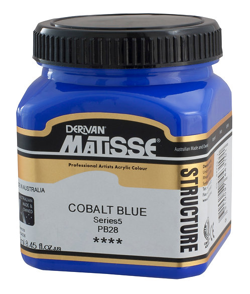 STRUCTURE COBALT BLUE