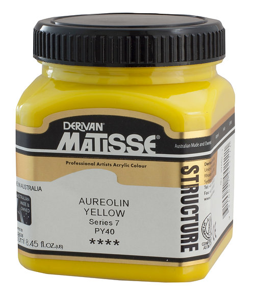 STRUCTURE AUREOLIN YELLOW