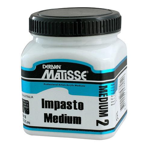 MATISSE MEDIUM MM2 IMPASTO MEDIUM