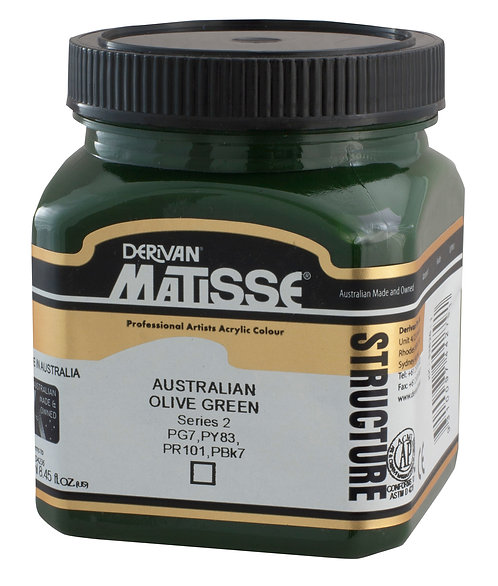 STRUCTURE AUSTRALIEN OLIVE GREEN