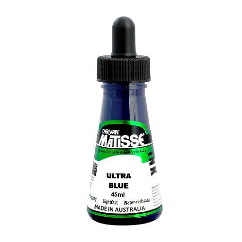 MATISSE INK ULTRA BLUE