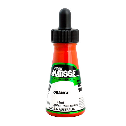 MATISSE INK ORANGE