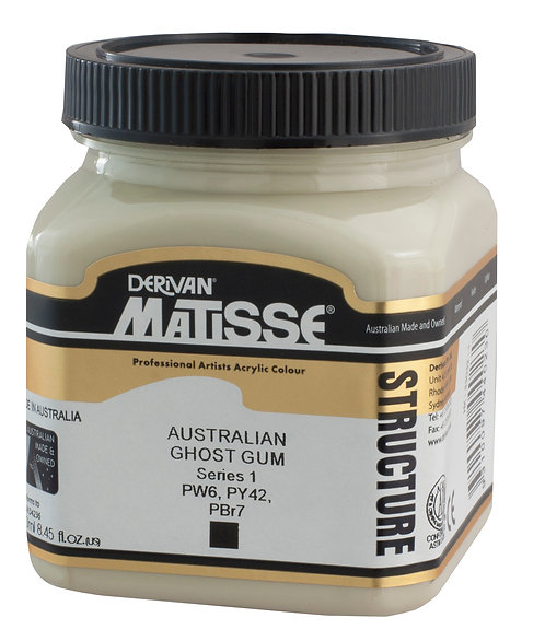 STRUCTURE AUSTRALIAN GHOST GUM