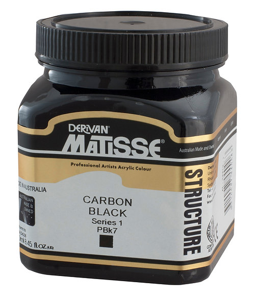 STRUCTURE CARBON BLACK