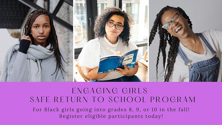 Engaging Girls Program!