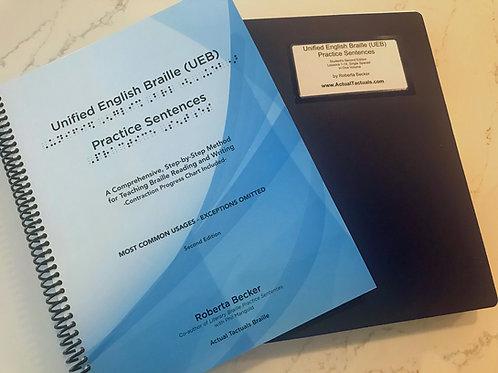 #PT/SS    Print Teacher's & Braille Single Spaced (Lessons 1-14) Set