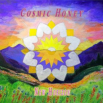 Cosmic Honey Album Cover With Titles 72