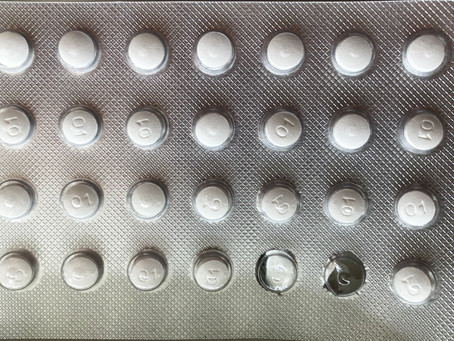 My Experience with Estrogen and Progesterone Pills