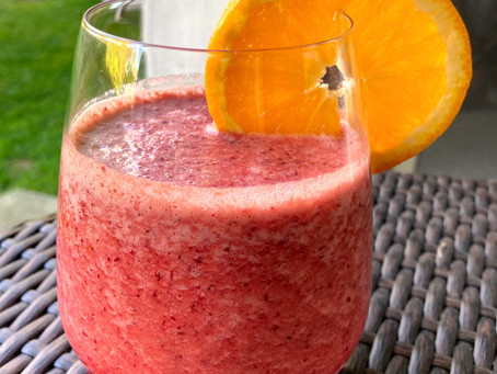 'Tis the Smoothie to be Jolly