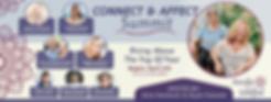 Connect & Affect Summit Banner Expert Im