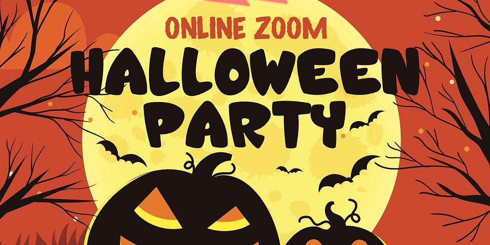 Online Halloween Party!