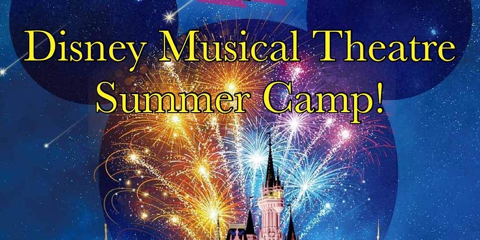 Disney Musical Theatre Summer Camp
