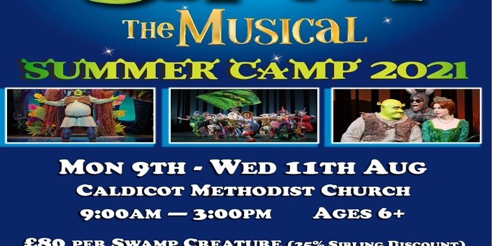 Shrek Summer Camp