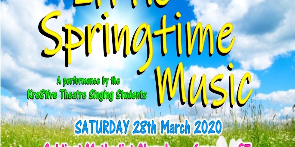 A Little Springtime Music