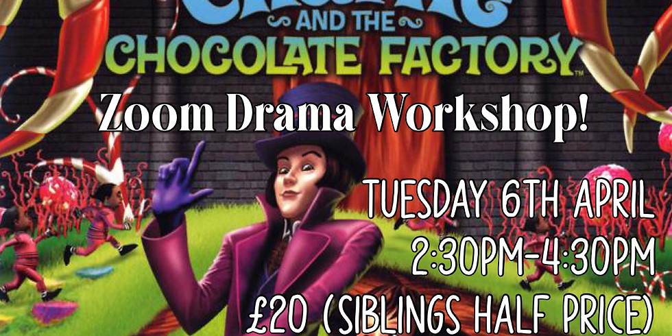 Charlie and the Chocolate Factory Workshop