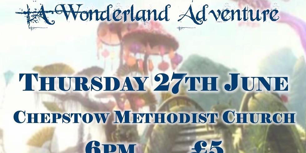 Alice; A Wonderland Adventure