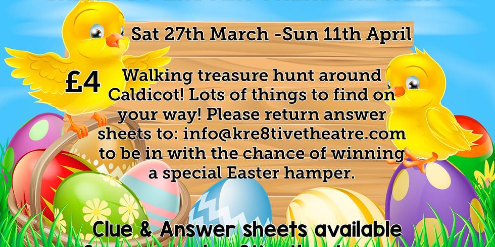 Caldicot Walking Easter Treasure Hunt!