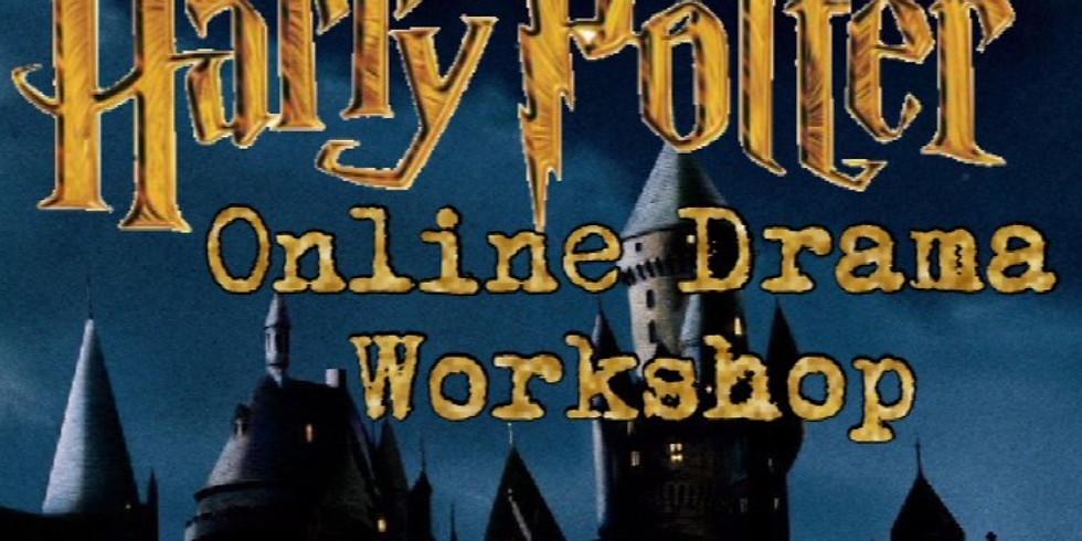 Ages 4-7 Online Harry Potter Workshop